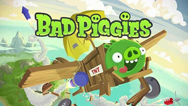 Bad Piggies: The New Game by Angry Birds Creator