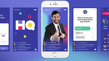 HQ Trivia: The Rise of Mobile Streaming
