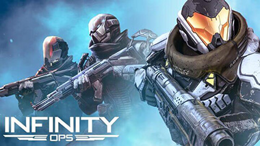 Infinity Ops – Best Shooting Game Ever I Play