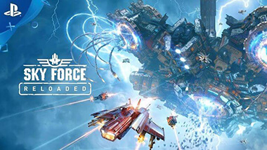 Amazing Action Game till Today : Sky Force Reloaded